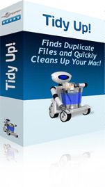How to Find Duplicate Files - Tidy Up Mac Optimization